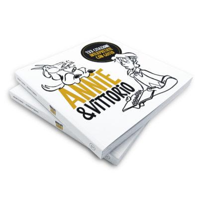 Annie&Vittorio - Il libro