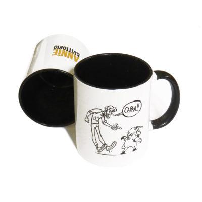 La mug di Annie e Vittorio