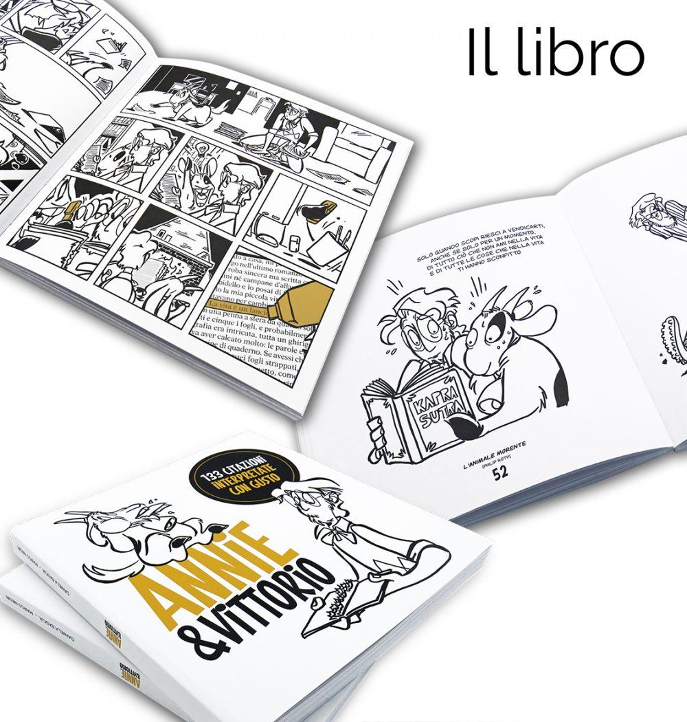 Il libro di Annie&Vittorio
