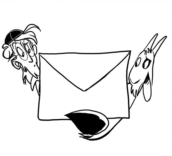 La lettera di Gertrud
